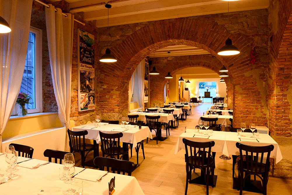 La Trattoria Di Coppola a Bergamo