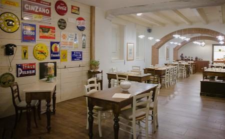 Restaurants Caravaggio: Restaurant Allegra Compagnia