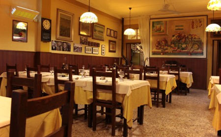 Osterie Romano Di Lombardia: Osteria Baroni