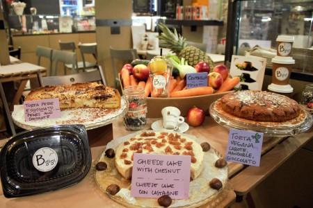 Caffetterie Bergamo: Caffetteria Bgigi Gusto Italiano