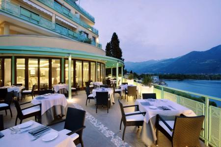 Restaurants Lovere: Restaurant Il Salotto