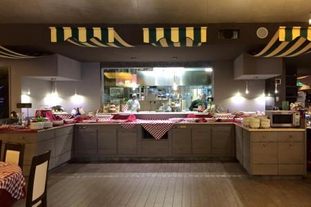 Restaurants Bergamo: Restaurant La Carbonella