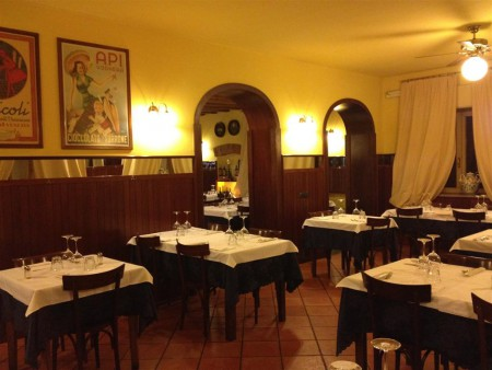 Restaurants Treviglio: Restaurant Dell'angelo