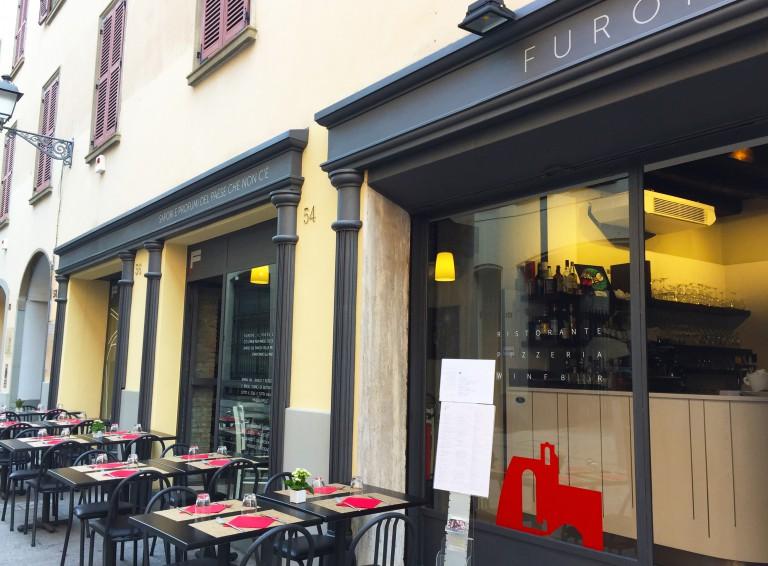 Furore a Bergamo