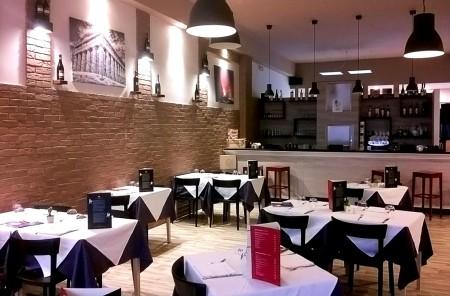 Restaurants Bergamo: Restaurant Spizziculiu