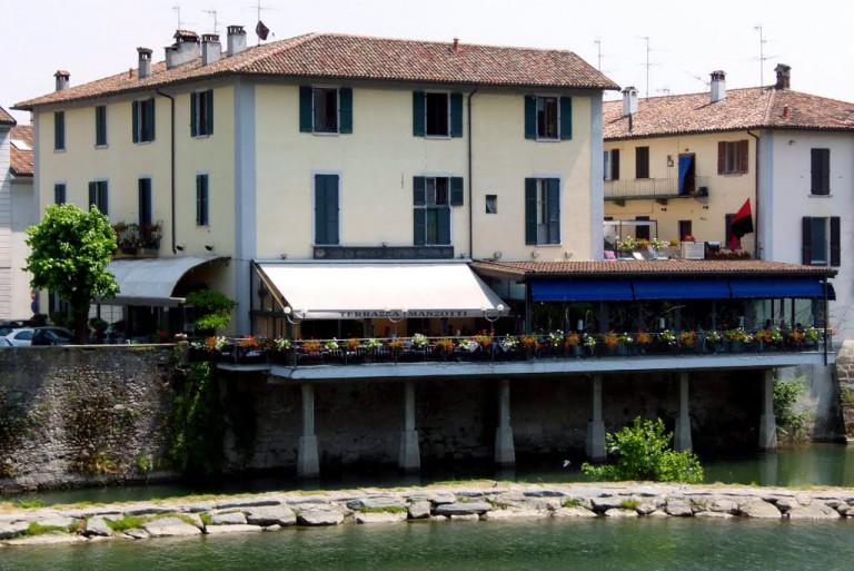 Ristorante, Pizzeria Terrazza Manzotti a Canonica d\'Adda - Bergamo a ...