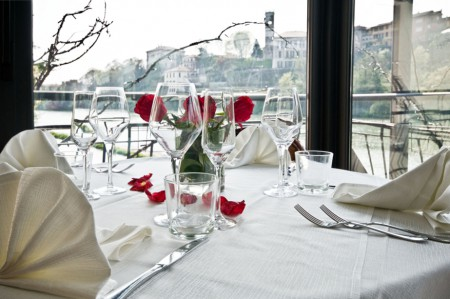 Restaurants Canonica D'adda: Restaurant Terrazza Manzotti