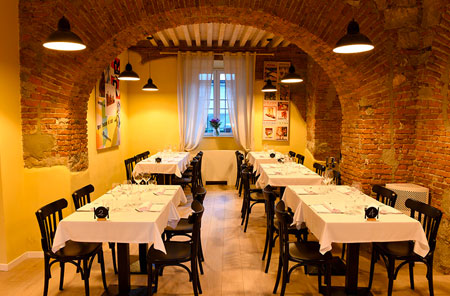 Restaurants Bergamo: Restaurant La Trattoria Di Coppola