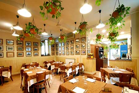 Restaurants Arzago D'adda: Restaurant Da Tullio